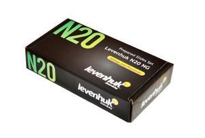 Zestaw gotowych preparatów Levenhuk N20 - 2839019018