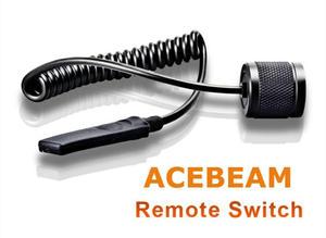 Włącznik naciskowy (żelowy) do latarek Acebeam L15,L25A, L25B, L25S,T15,T15S,T20 - 2833873611