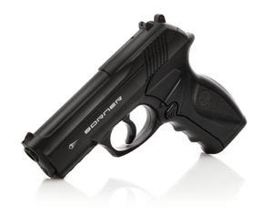 Wiatrówka Pistolet Borner C11 4,5mm - 2833873624