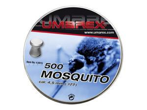 Śrut diabolo Umarex Mosquito 4,5 mm 500 szt - 2868086655