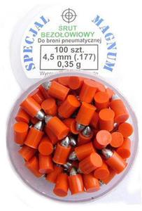 Śrut bezołowiowy SPECJAL MAGNUM kal. 4,5mm (100szt.) - 2850335293