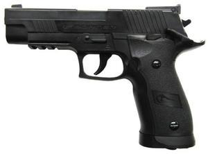 Wiatrówka pistolet Borner Z122 (SS P226) - 2858382472