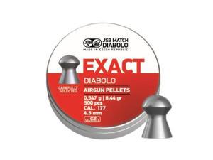 Śrut diabolo JSB Exact 4,50 mm 500 szt. - 2866078628