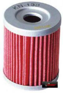 KN-132 motocyklowy sportowy filtr oleju KN sportowe filtry powietrza i oleju SUPER CENY sklep motocyklowy MOTORUS.PL - 2822427526
