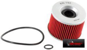 KN-192 motocyklowy sportowy filtr oleju KN sportowe filtry powietrza i oleju SUPER CENY sklep motocyklowy MOTORUS.PL - 2822427561