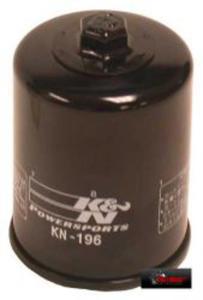 KN-196 motocyklowy sportowy filtr oleju KN sportowe filtry powietrza i oleju SUPER CENY sklep motocyklowy MOTORUS.PL - 2822427562