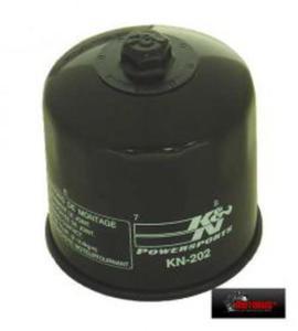 KN-202 motocyklowy sportowy filtr oleju KN sportowe filtry powietrza i oleju SUPER CENY sklep motocyklowy MOTORUS.PL - 2822427564