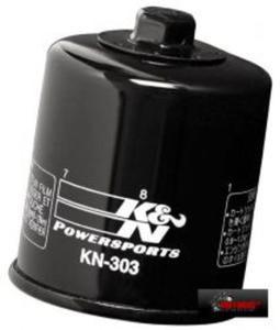 KN-303 motocyklowy sportowy filtr oleju KN sportowe filtry powietrza i oleju SUPER CENY sklep motocyklowy MOTORUS.PL - 2822427568