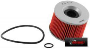 KN-401 motocyklowy sportowy filtr oleju KN sportowe filtry powietrza i oleju SUPER CENY sklep motocyklowy MOTORUS.PL - 2822427570