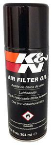 KN olej do nasączania sportowego filtra powietrza SPRAY 200ml KN motocyklowe filtry oleju i powietrza SUPERA CENA sklep motocyklowy MOTORUS.PL - 2822426897