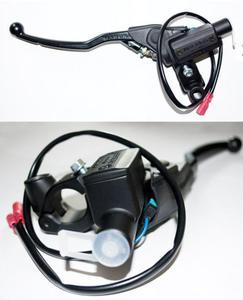 MAGURA pompa sprzęgła hydraulicznego HYMEC 167 śr. tłoczka 9,5mm czarna z czujnikiem MAGURA pompy sprzęgła HYMEC SUPER CENY sklep motocyklowy MOTORUS.PL - 2822433471