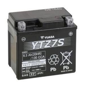 YUASA YTZ7S żelowy 12V 6,3Ah 130A P+ akumulator motocyklowy ZALANY bezobsługowy YUASA akumulatory baterie motocyklowe SUPER CENY sklep motocyklowy MOTORUS.PL - 2822435032