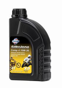 SILKOLENE COMP 4 10W30 XP 4T olej silnikowy motocyklowy 1L FUCHS Silkolene olej silnikowy w NAJLEPSZEJ CENIE w sklepie motocyklowym MOTORUS.PL - 2822437291