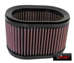 KN TB9002 motocyklowy filtr powietrza KN sportowe filtry powietrza w PROMOCYJNYCH CENACH w sklepie motocyklowym MOTORUS.PL - 2822427001