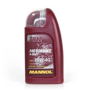 MANNOL 7812 4-TAKT MOTORBIKE 10W40 Ester motocyklowy olej silnikowy 1L MANNOL super cena na olej silnikowy do motocykli w sklepie motocyklowym MOTORUS.PL - 2822442463