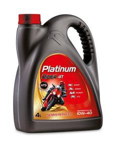 ORLEN PLATINUM RIDER 4T 10W40 4L półsyntetyczny olej silnikowy...