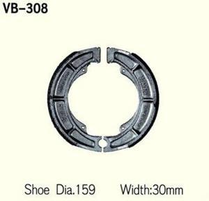 VESRAH VB-308 szczęki hamulcowe SUZUKI LTF400F, GS450, LS650, HYOSUNG GV250 01-15 VESRAH najlepsze CENY na szczęki hamulcowe w sklepie motocyklowym MOTORUS.PL - 2822442545