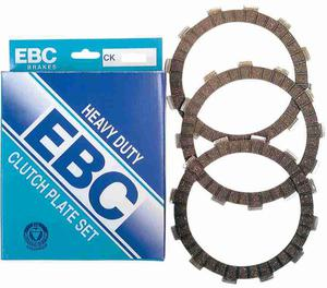 EBC CK1209 komplet tarcze cierne sprzęgła EBC Brakes tarcze cierne sprzęgła SUPER CENY sklep motocyklowy MOTORUS.PL - 2822463554