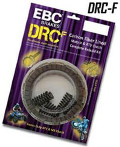 EBC DRCF105 zestaw komplet sprzęgła CARBONOWE off road EBC Brakes zestawy komplety sprzęgła SUPER CENY sklep motocyklowy MOTORUS.PL - 2822464377