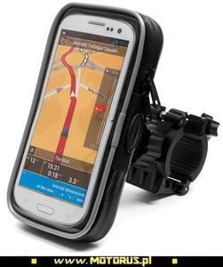 EXTREME typ 155 uchwyt wodoodporny motocyklowy na telefon EXTREME mocowania GPS i Smartfonów na motocyklu SUPER CENY sklep motocyklowy MOTORUS.PL - 2822472269
