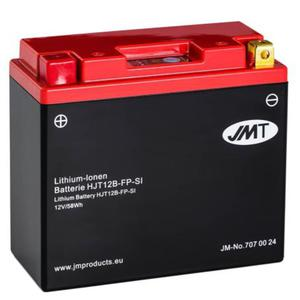 JMT HJT12B-FP akumulator litowo-jonowy Li-Ion ze wskaźnikiem 12V 58Wh JMT akumulatory motocyklowe w SUPER CENY sklep motocyklowy MOTORUS.PL - 2857845409