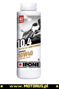 IPONE 120 10.4 10W40 1L olej silnikowy motocyklowy IPONE super CENY na oleje i chemi - 2822431101