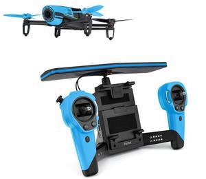 Dron Parrot Bebop Drone + Skycontroller niebieski - 2832662242