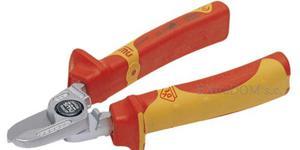 Szczypce - nożyce do kabli NWS 160mm 1000V - 2825958397