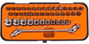 """Zestaw narzędziowy Neo Tools 1/4"""" 41 części 08-603 - tania wysyłka - 2825958640"""