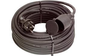 Przedłużacz przemysłowy AS Schwabe 50m IP44 2,5mm2 AS860341 - 2825958715