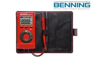 Multimetr cyfrowy Benning MM P3 - 2825959090