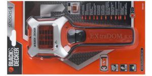 Wykrywacz, detektor wielofunkcyjny 3w1 Black&Decker BDS303 - 2825959255