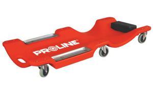 Leżanka warsztatowa Proline z magnetycznymi tacami 46937 - 2825959909