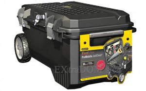 Skrzynia, kufer narzędziowy na kołach Stanley FatMax 113 litrów, 94-850 - dostawa GRATIS - 2825960046