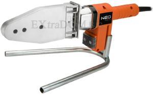 Zgrzewarka do rur z tworzyw sztucznych PE, PP, PB Neo Tools 21-003 - 2825960216