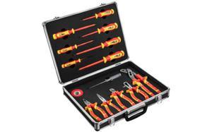 Narzędzia izolowane: wkrętaki, szczypce 13 części Neo Tools 01-300 - 2825960258