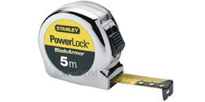Miara zwijana Stanley PowerLock BladeArmor 5m x 25mm 33-514 - 2825960369