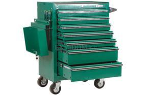 Wózek narzędziowy SATA, szafka warsztatowa z wyposażeniem 299 narzędzi 95107-2 - 2825960513