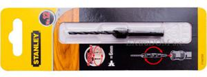 Wiertło - nawiertak 3mm z fazownikiem 8mm Stanley STA62508 - 2825960772