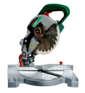 Piła ukosowa - ukośnica Verto 1500W 210mm z laserem - 2825956938