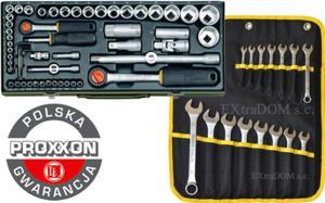 Zestaw narzędzi Proxxon 70 części 23040 + 23821 Polska Gwarancja - 2825961197