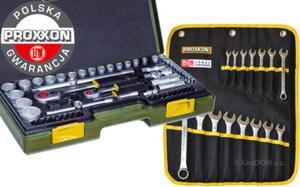 Zestaw narzędzi Proxxon 80cz. PR 23286 23821F polska gwarancja - 2825961201