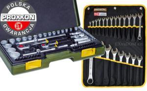 Zestaw narzędzi Proxxon 86cz. PR 23286 23822F polska gwarancja - 2825961202