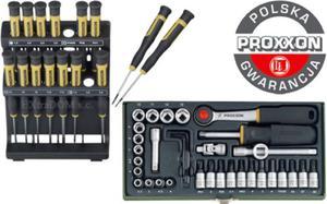 Zestaw narzędzi Proxxon 51 cz. do mechaniki precyzyjnej PRK 23080 + 28148 POLSKA GWARANCJA - 2825961203
