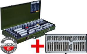 Super zestaw narzędzi Proxxon 69cz. PR 23000 + Rooks 01.0040 Polska Gwarancja - 2825961426