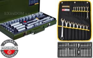 Duży zestaw narzędzi Proxxon + Yato 84cz. Polska Gwarancja - 2825961658