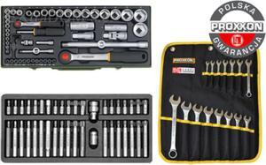 Proxxon + Yato SUPER zestaw narzędzi 110 części - 2825961667
