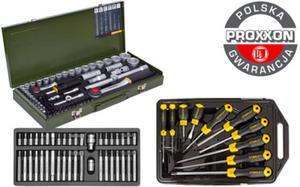 Proxxon + Stanley + Yato SUPER zestaw narzędzi 105 części - 2825961669