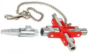 Klucz uniwersalny Schuebo SuBMaster 9 w 1 400668