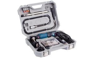 Mini szlifierka, wiertarka precyzyjna Tryton 170 W z walizką i zestawem akcesoriów TMG170K - 2836505421